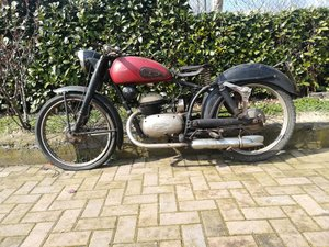 Parilla Sport 125cc - 1954 SOLD