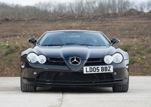2005 Mercedes-Benz McLaren SLR For Sale by Auction