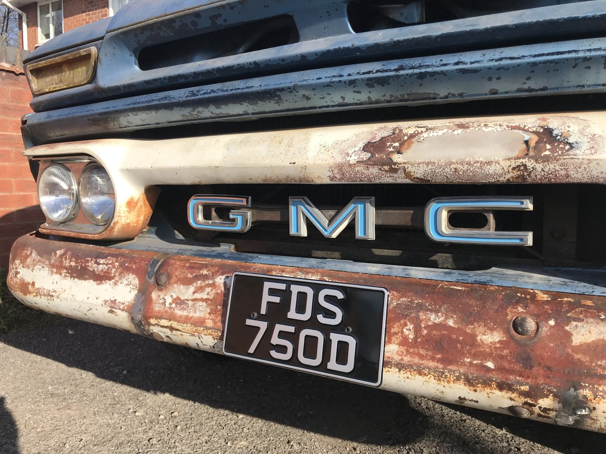 1966 GMC Chevrolet C10 Pickup l6 or V8!! For Sale (picture 3 of 6)