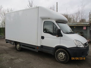 60 2011 IVECO DAILY 2.3cc TURBO DIESEL 5 SPEED MOT DEC 197K  For Sale