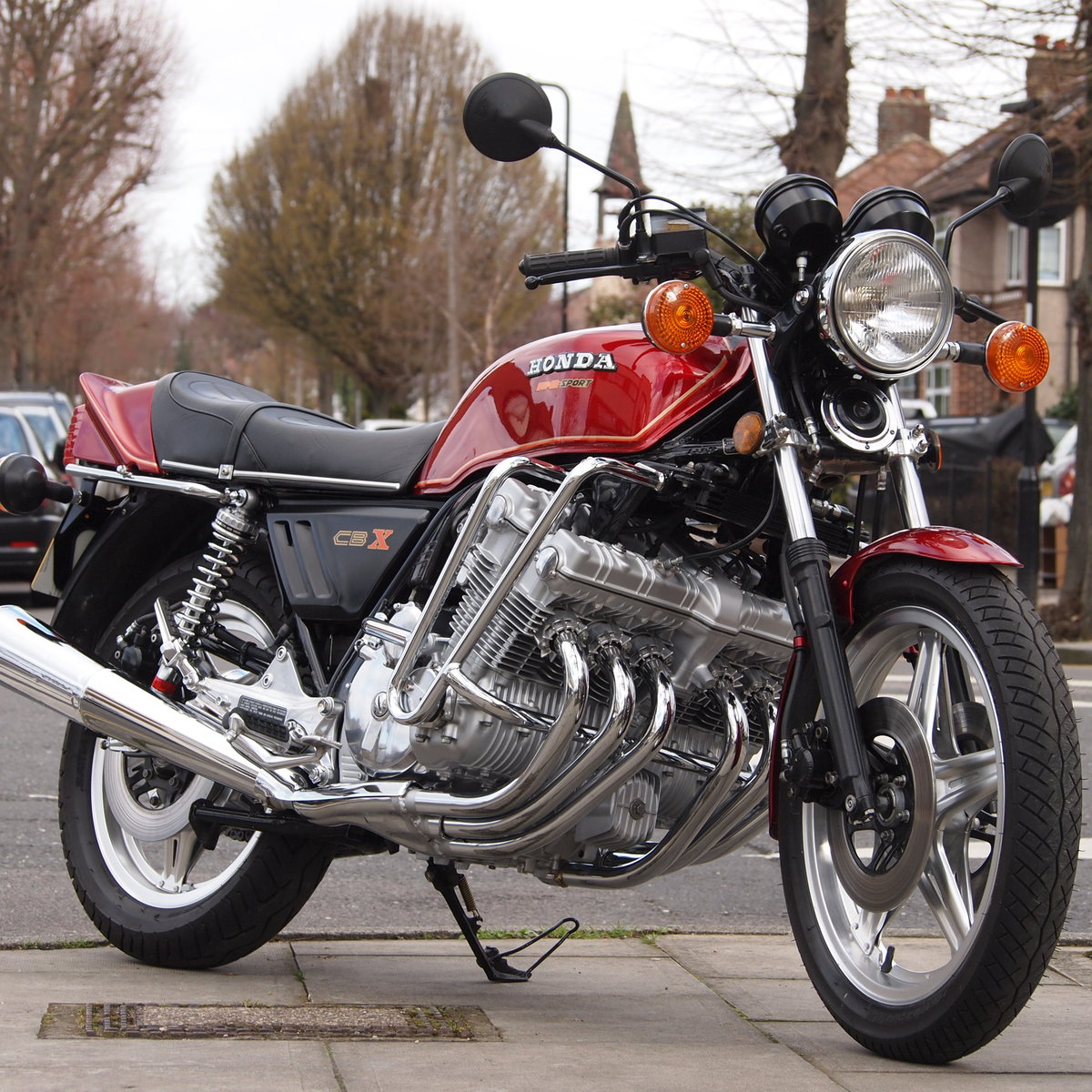 1979 CBX1000Z In Absolutely Stunning Condition. SOLD (picture 4 of 6)