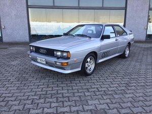 1981 AUDI QUATTRO  2.2 For Sale