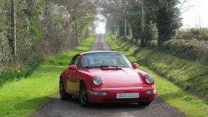 1990 Excellent example, Porsche 964 C4 - Recent engine rebuild! For Sale