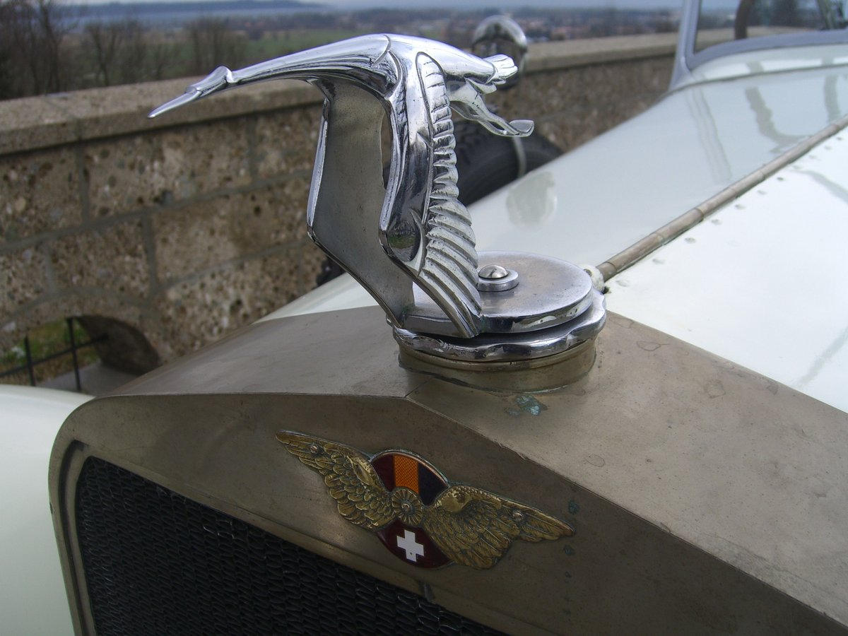 Hispano Suiza H6B Dual Cowl Phaeton For Sale (picture 6 of 6)