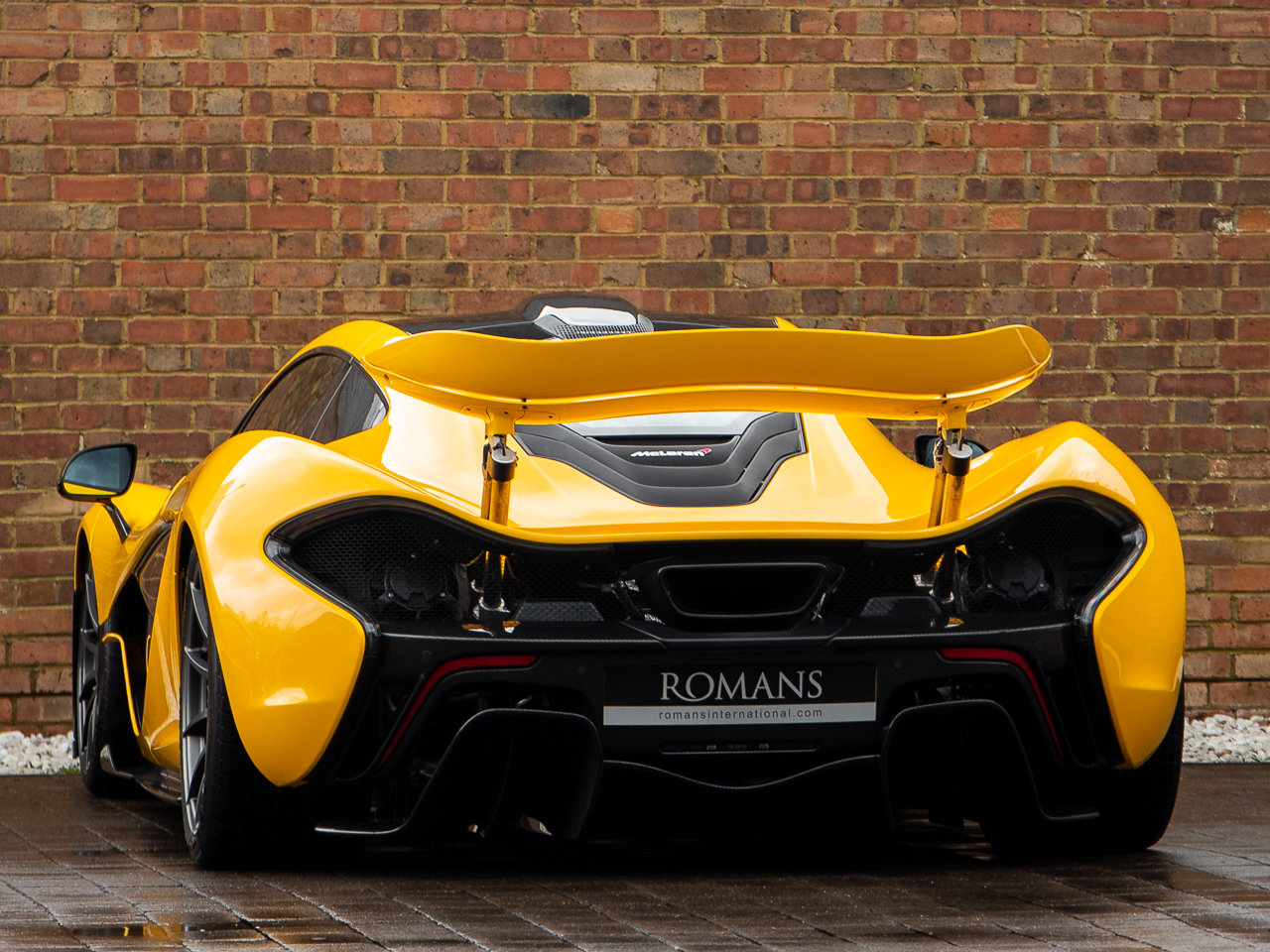 2013/63 McLaren P1 For Sale (picture 3 of 6)