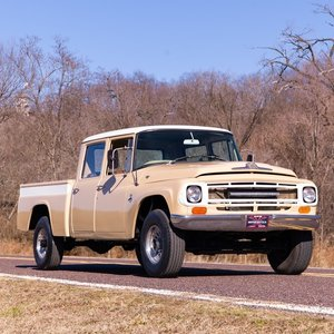 1968 International Travelette Pickup 1200 4×4 392 V8 $44.5k