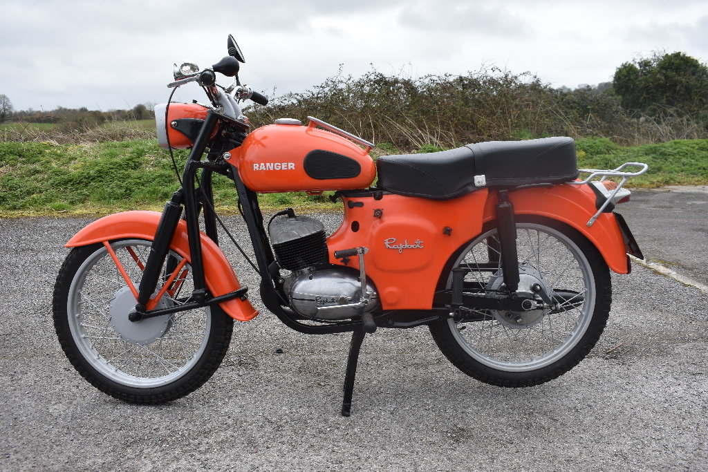 Lot 37 - A 1971 Rajdoot Ranger - 01/06/2019 For Sale by