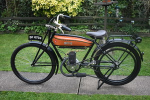 Lot 44 - A 1926 Helyett - 01/06/2019 For Sale by Auction