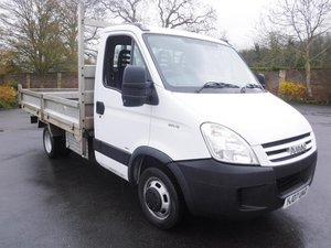 **APRIL AUCTION** 2007 Iveco 35C 12 MWB 2.3 SOLD by Auction
