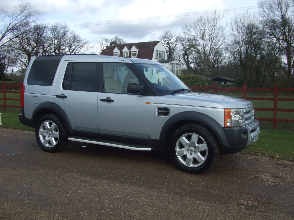 2006 Landrover Discovery 3 2.7TD V6 HSE Auto For Sale (picture 1 of 6)