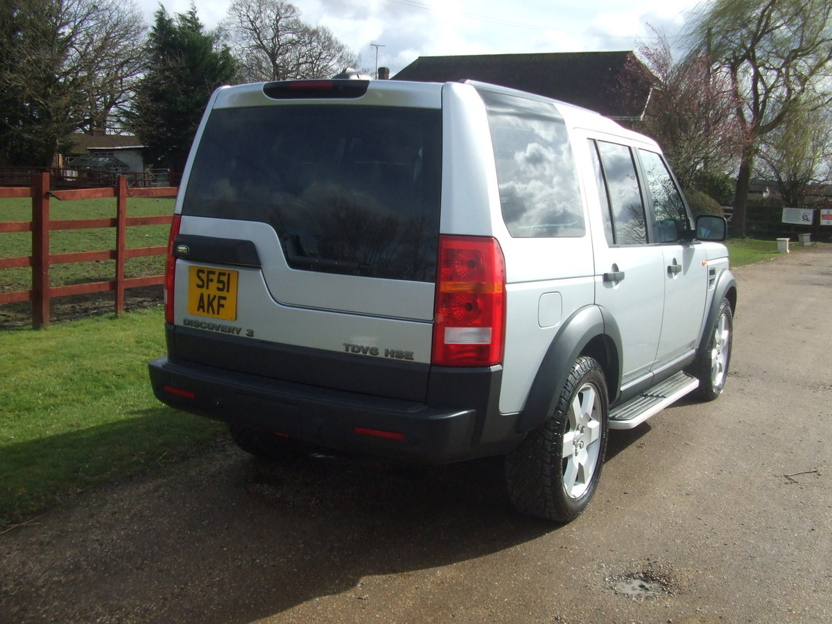 2006 Landrover Discovery 3 2.7TD V6 HSE Auto For Sale (picture 2 of 6)