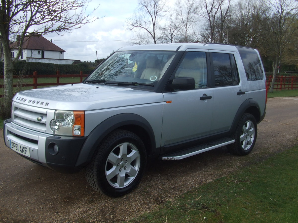 2006 Landrover Discovery 3 2.7TD V6 HSE Auto For Sale (picture 3 of 6)
