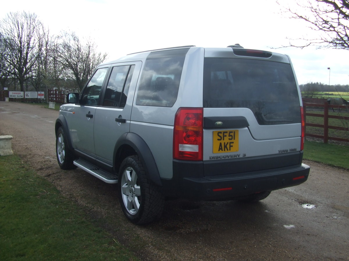 2006 Landrover Discovery 3 2.7TD V6 HSE Auto For Sale (picture 4 of 6)