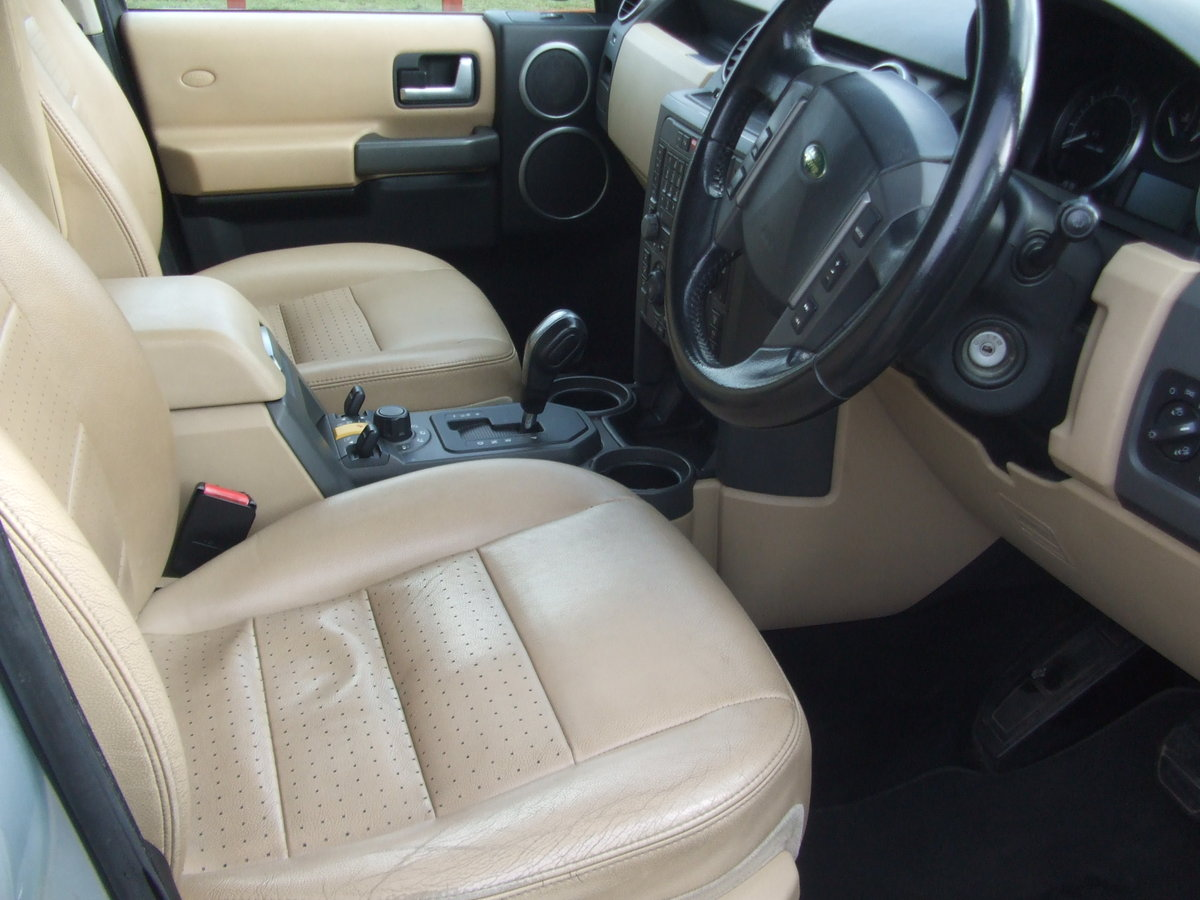 2006 Landrover Discovery 3 2.7TD V6 HSE Auto For Sale (picture 5 of 6)