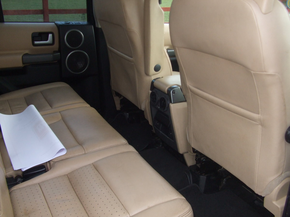 2006 Landrover Discovery 3 2.7TD V6 HSE Auto For Sale (picture 6 of 6)