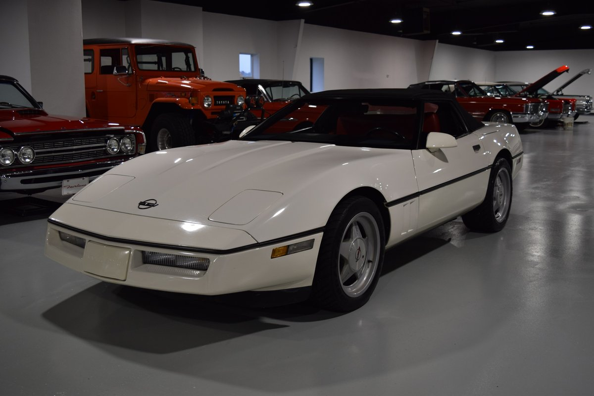 1988 Callaway Corvette For Sale (picture 1 of 6)