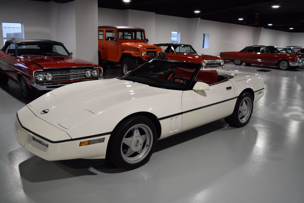 1988 Callaway Corvette For Sale (picture 4 of 6)