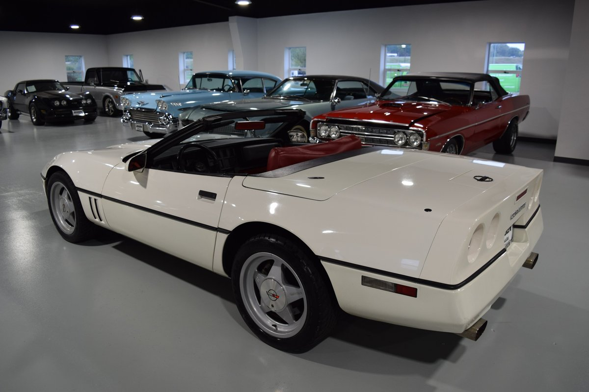 1988 Callaway Corvette For Sale (picture 5 of 6)