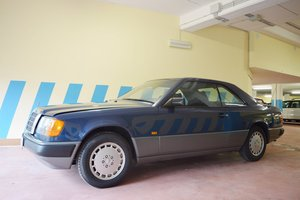 1988 Mercedes-Benz 300 CE, 22000km – Offered at No Res For Sale by Auction