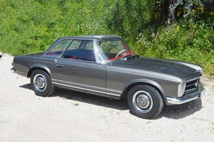1964 Mercedes-Benz 230 SL Manual – Offered at No Reser For Sale by Auction