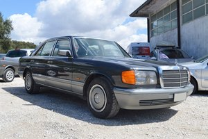 1990 Mercedes-Benz 300 SE – Offered at No Reserve: 13  For Sale by Auction