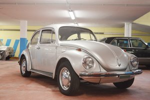 1972 VW Beetle 1300 – Offered at No Reserve: 13 Apr 20 For Sale by Auction