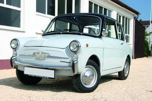 1968 Autobianchi Bianchina - Berlina - restored