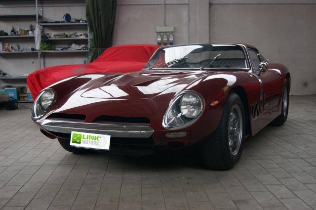 1964 ISO RIVOLTA 300 CARROZZATA ISO A3C BIZZARRINI For Sale (picture 1 of 6)