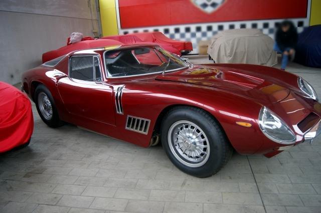 1964 ISO RIVOLTA 300 CARROZZATA ISO A3C BIZZARRINI For Sale (picture 4 of 6)
