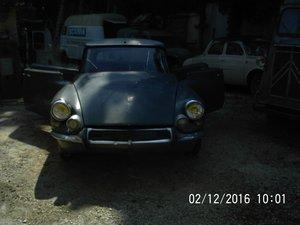 citroen ds19  1966 For Sale