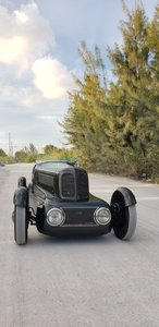 1934 Prewar Edsel Speedster for sale. For Sale