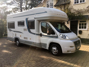 2007 Fiat Ducato Auto Trail Cheyenne 632 Low Line /// 14k Miles For Sale