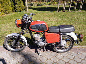1982 MZ TS150 Deluxe For Sale