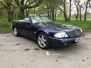 Mercedes SL500 W129 2000/W Sports Convertible Bargain For Sale