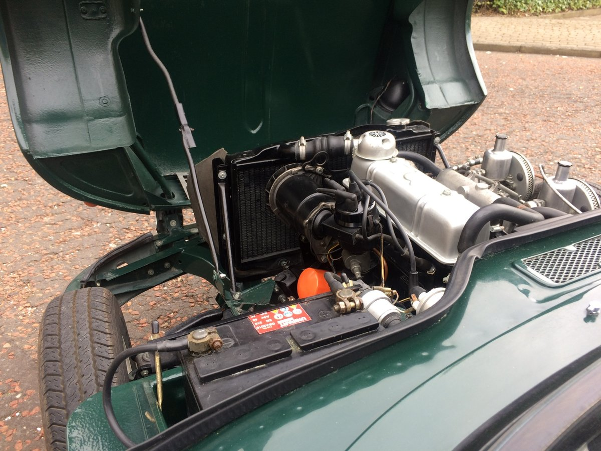 Stunning 1965 Triumph Spitfire 4 Mk11 For Sale (picture 6 of 6)