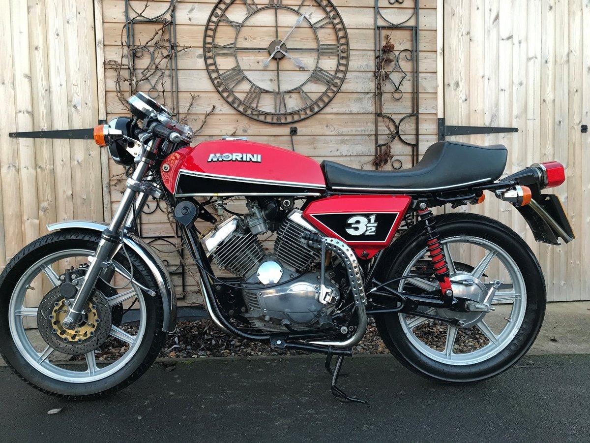 1978 Motor Morini Sport SOLD (picture 3 of 6)