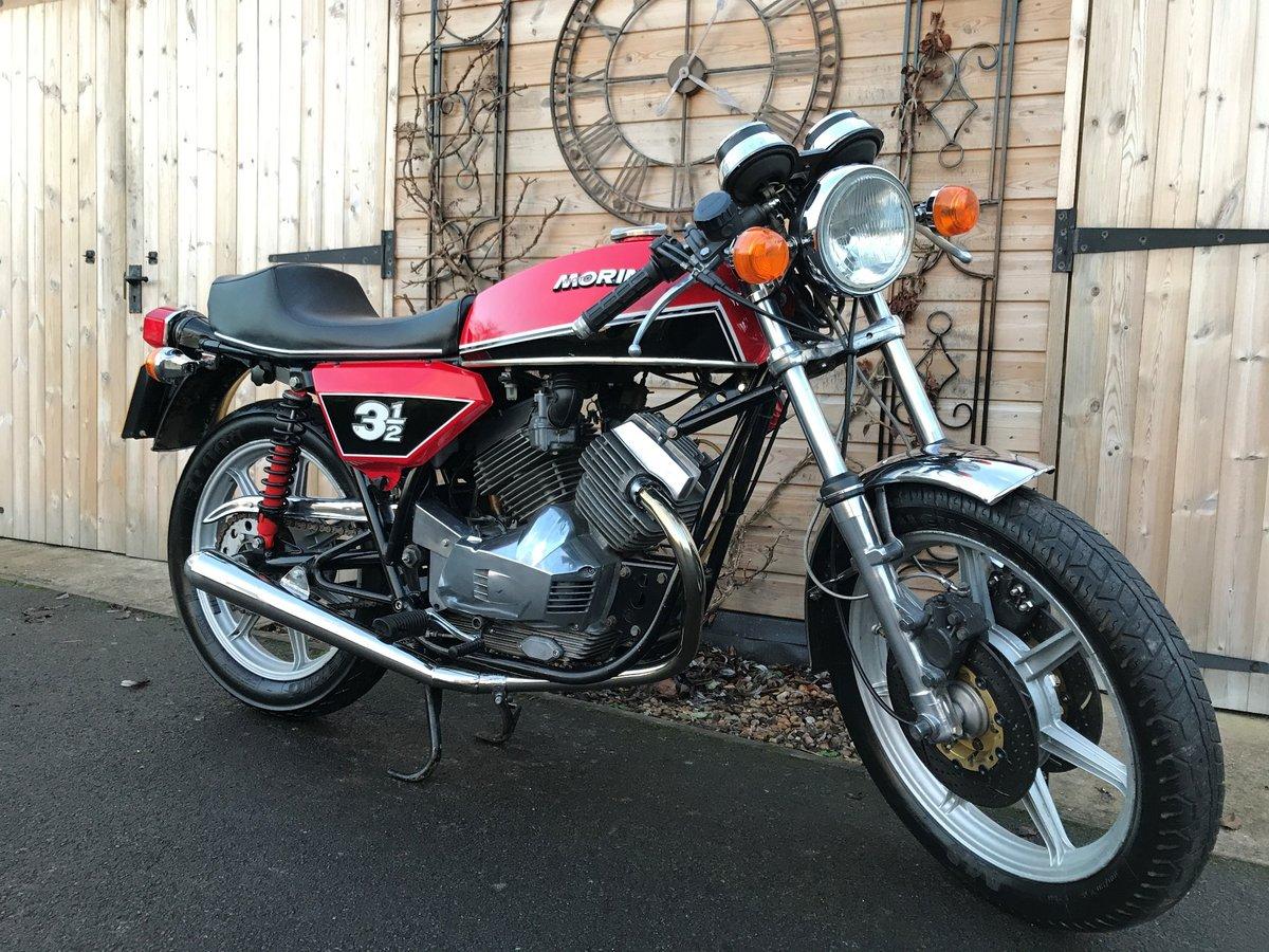 1978 Motor Morini Sport SOLD (picture 2 of 6)