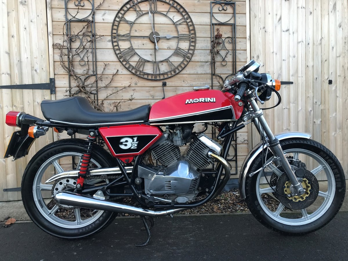 1978 Motor Morini Sport SOLD (picture 1 of 6)