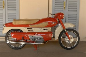 1957 Aermacchi Chimera 175 For Sale