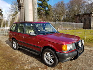 1997 Range Rover P38 4.0 For Sale