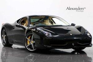 2012 12 12 FERRARI 458 4.4 ITALIA DCT