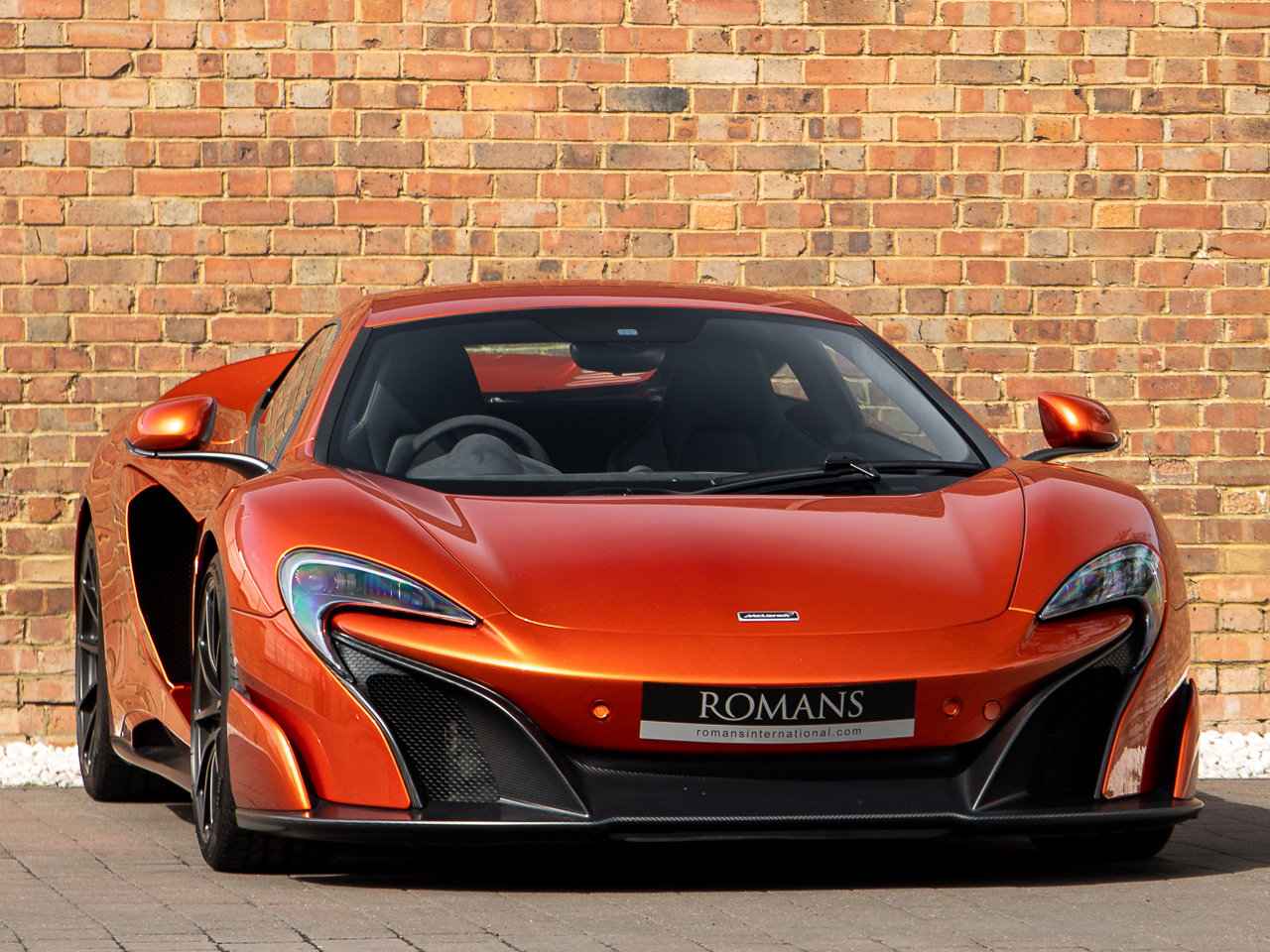 2016 McLaren 675LT For Sale (picture 1 of 6)