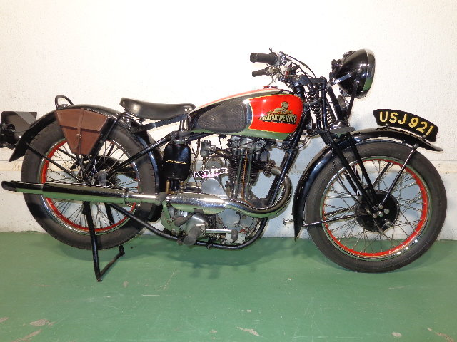 1935 New Imperial 350 For Sale (picture 1 of 6)