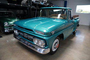 1963 GMC C1500 Full Size Stepside Pick Up For Sale