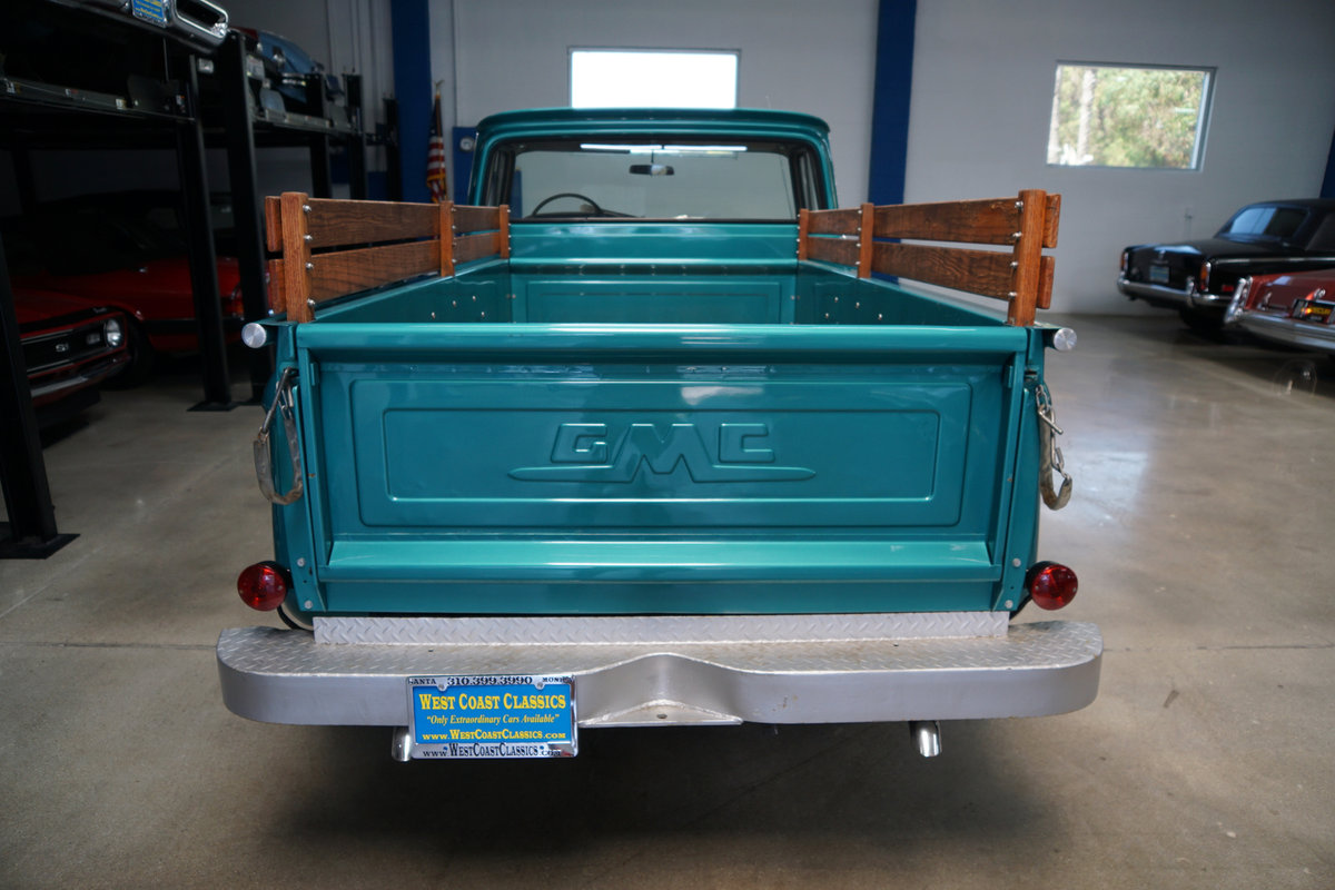1963 GMC C1500 Full Size Stepside Pick Up SOLD (picture 4 of 6)