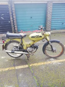 Picture of 1972 Puch MS50 50cc 16630 Miles no V5C For Sale