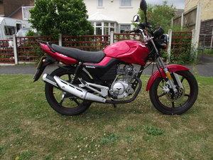 2015 YBR YAMAHA ENGINE MOTORCYCLE