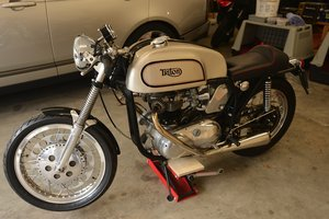 1956 Stunning Complete Re Built Triton