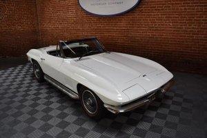 1967 Corvette Stingray Roadster = 327 4 speed 5.5k miles $84 For Sale