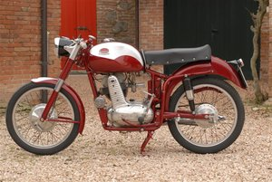 1955 Mondial 175 TV For Sale